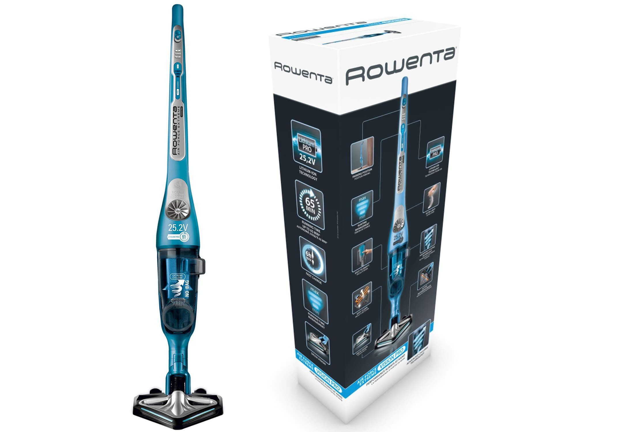 Rowenta Air Force Extreme Vision Pro