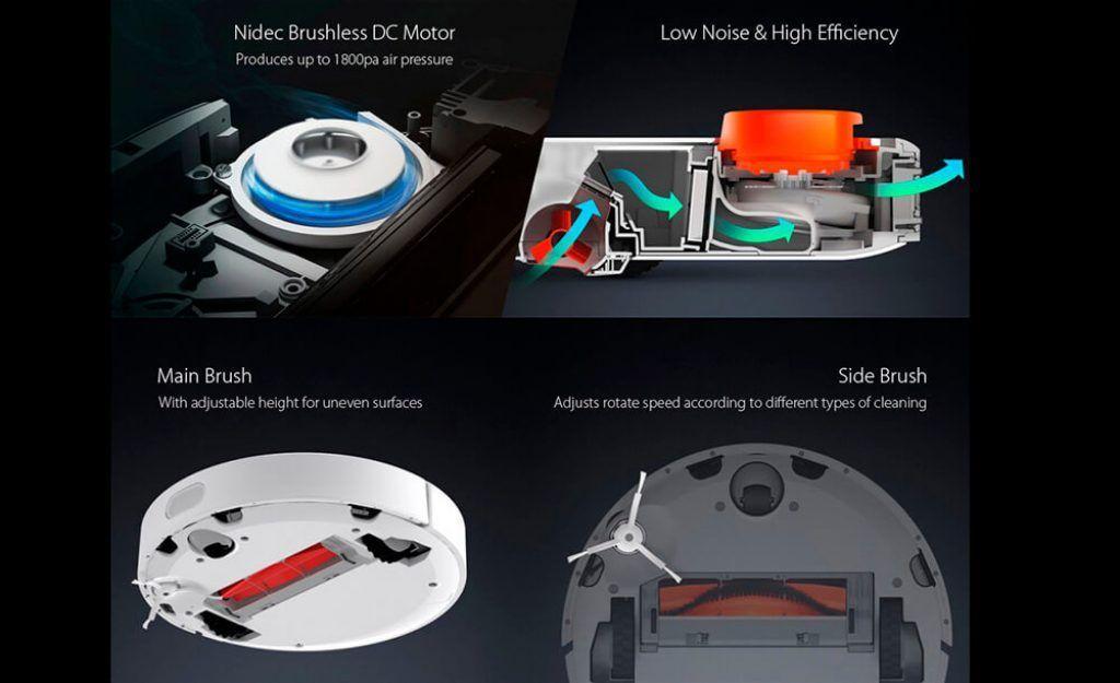 Xiaomi vacuum vs roomba