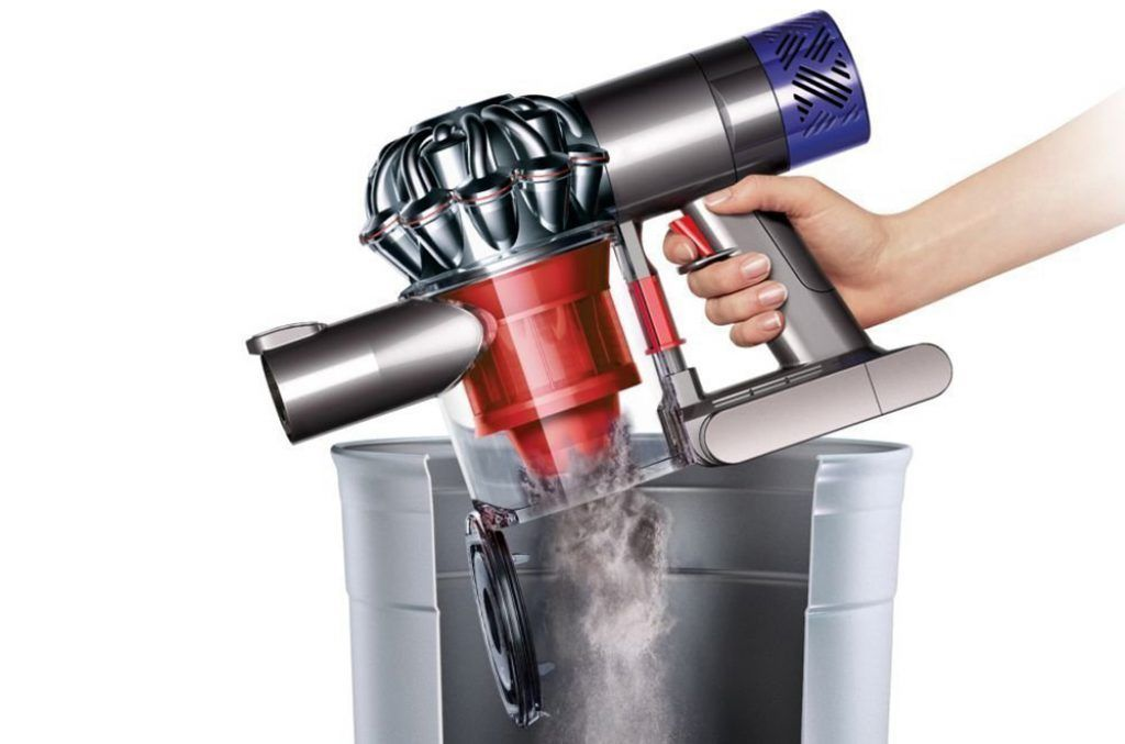 deposito v6 total clean dyson