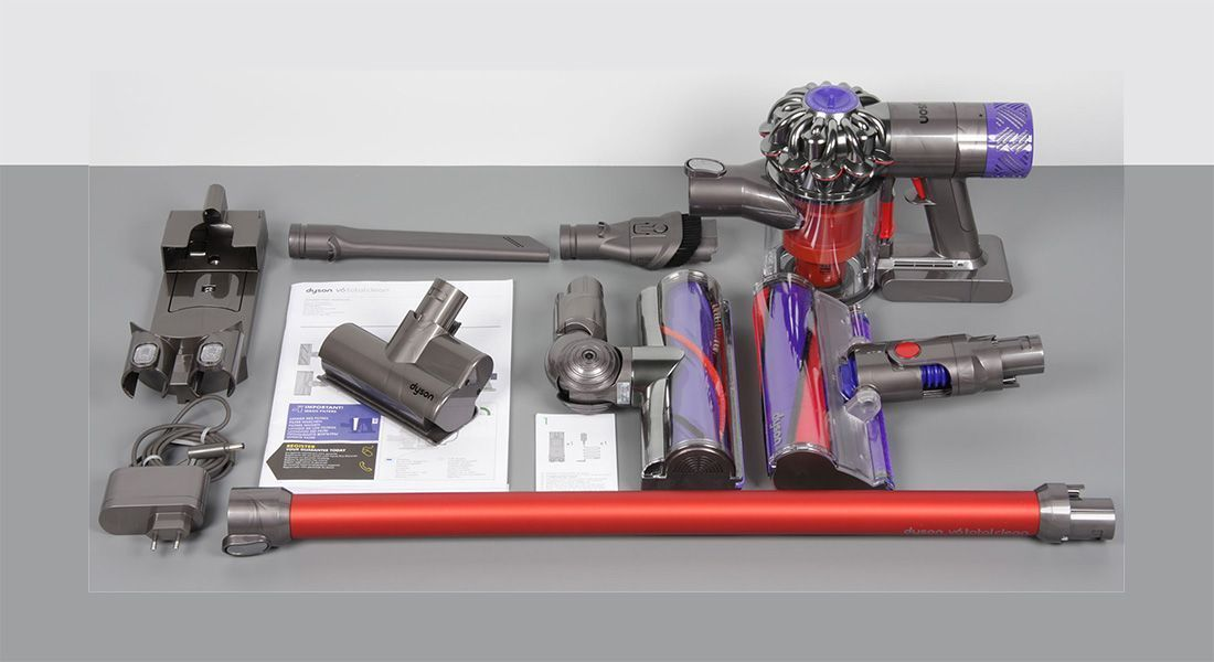 accesorios dyson total clean v6