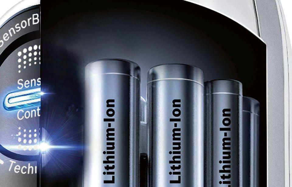 batería de la aspiradora bosch BBH625W60