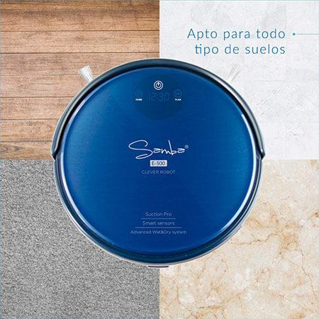 robot aspirador samba aquamatic pro precio