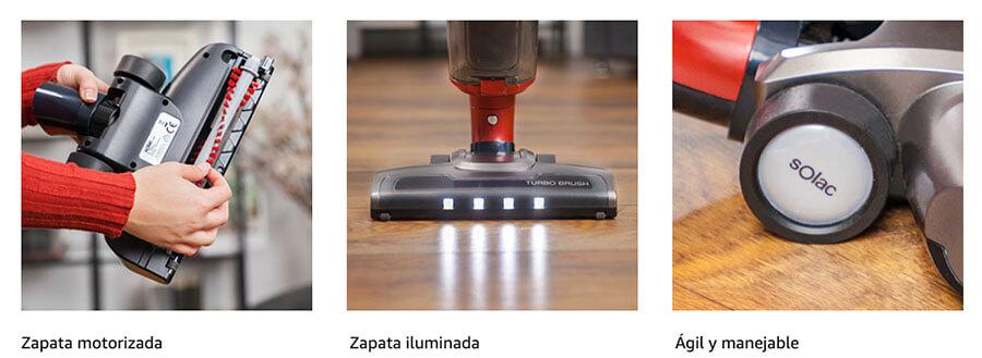 Solac AE2529 aspirador