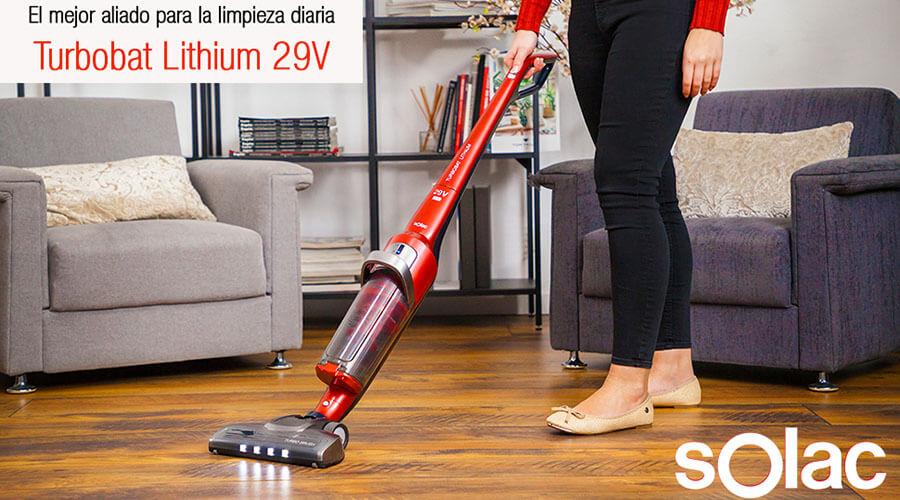 Solac AE2529 diseño