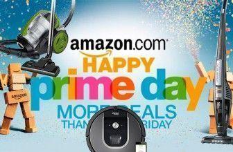 Aspiradoras en Amazon Prime Day 2017