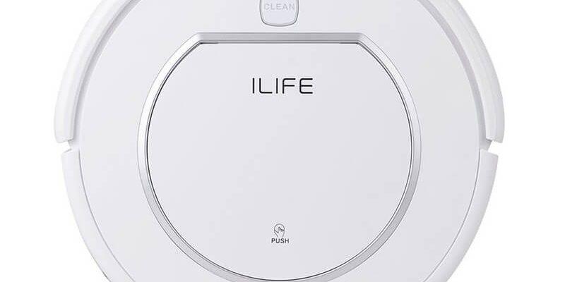 ILIFE V1 Vacuum Cleaner, el robot aspirador más barato